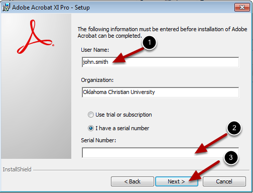 invalid serial number adobe acrobat x pro